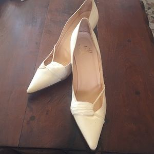 Vintage Christian Louboutin Satin Heels Size 39